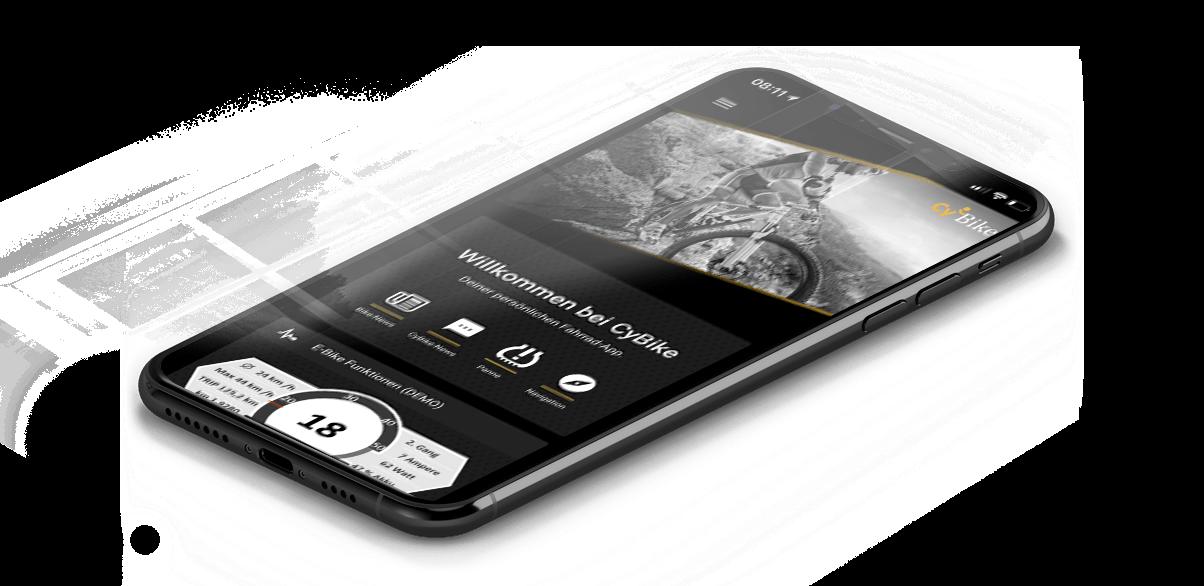 cybike app